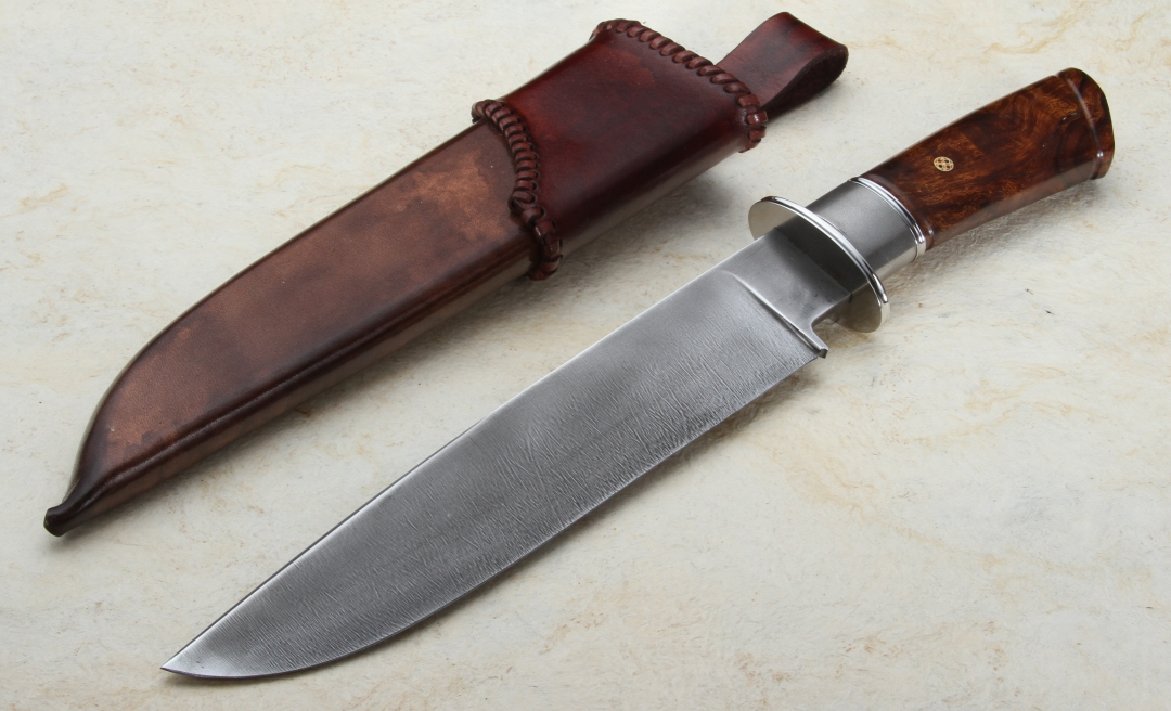 Knifemaker Profile: Michael Andersson Custom Knives