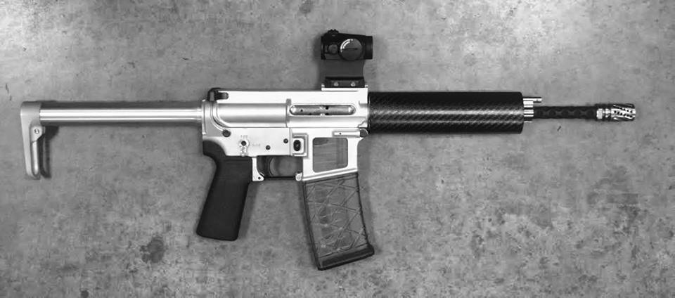 Battle Arms Development Announces Sub-4-pound AR-15 Prototype
