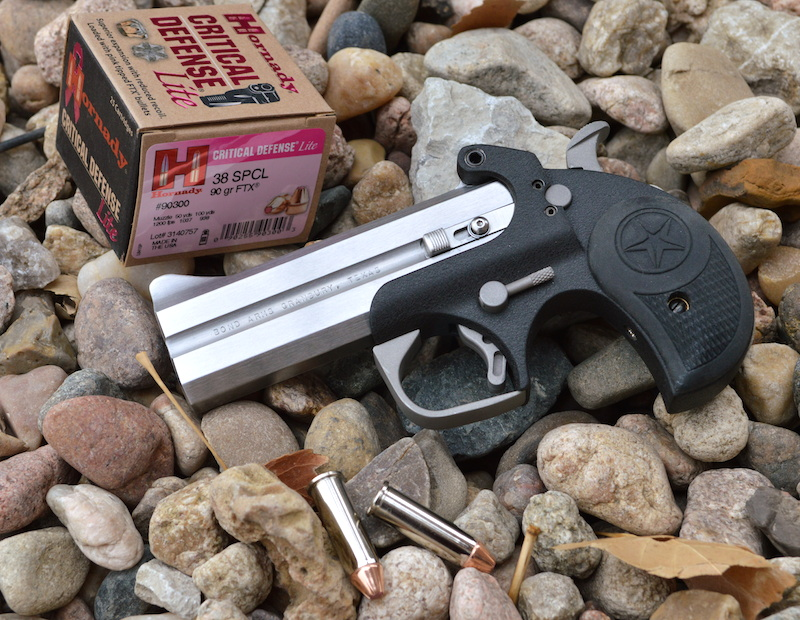 Bond Arms .45ACP Backup Review
