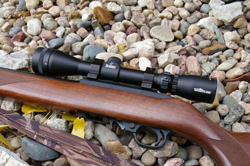 Burris Timberline 4.5-14×32 Scope
