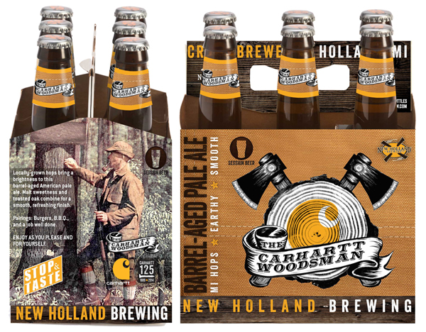 Duds & Suds – Carhartt Teams With Michigan Beer Company for Celebratory New Brew