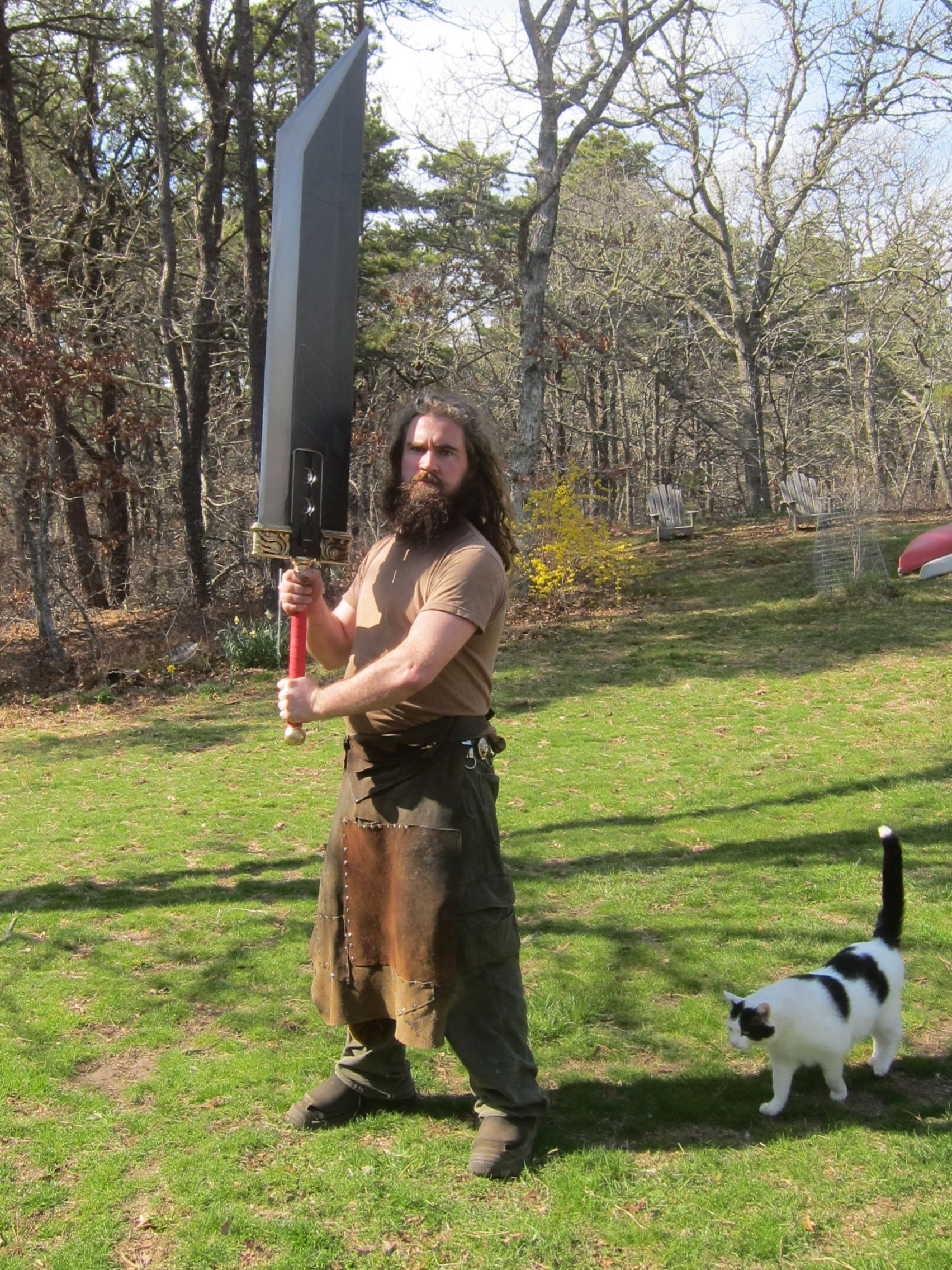 So This Guy Makes Swords and Things