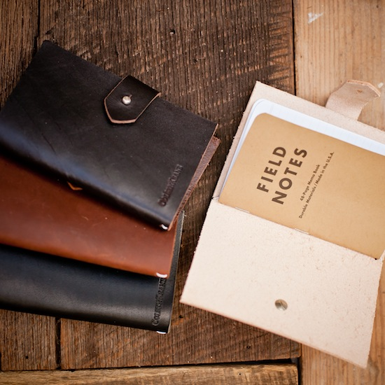5 Leather Field Notes Covers