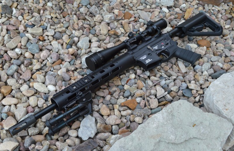Review: WMD Guns Blackout Beast in 300 Blackout Prototype