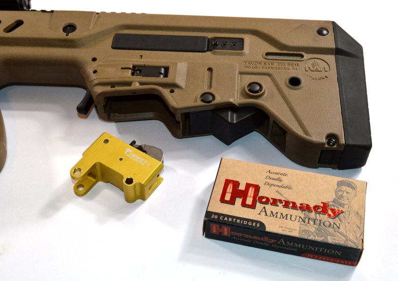 Timney Drop-in Tavor Trigger Review