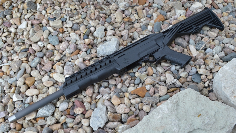 Ultimate SSAR-22 Kit Review: SlideFire for Your 10/22