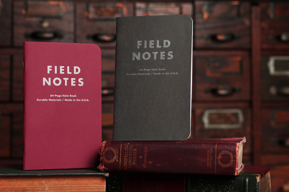Field Notes Releases Summer 2014 Edition