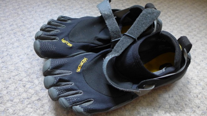 Vibram TrekSport. Since that review, Vibram has agreed to a settlement ...