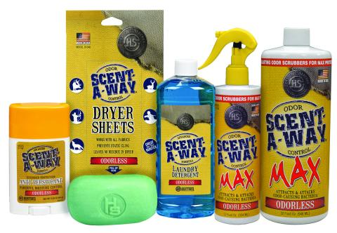 Hunter's Specialties Scent-A-Way® Odorless Scent Control Kit