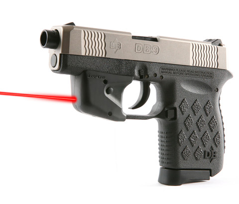 Diamondback DB9 with LaserLyte sight