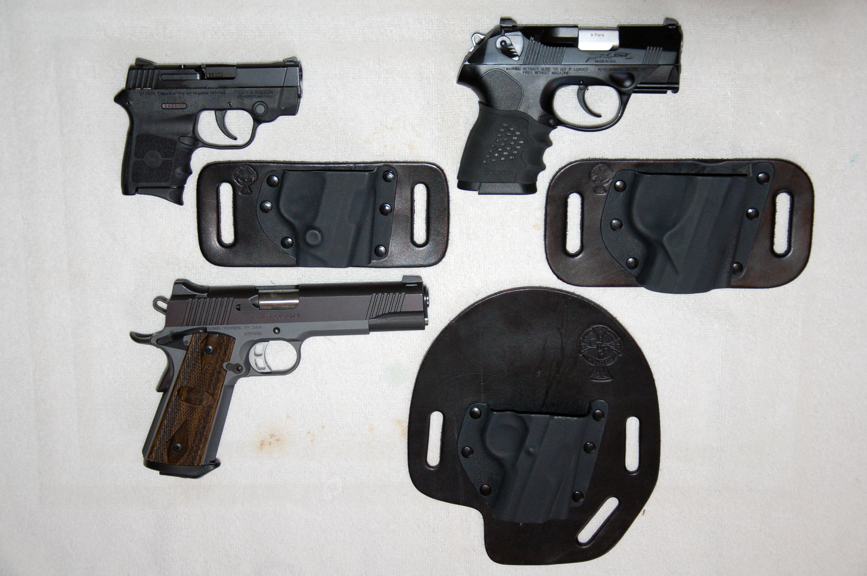 Crossbreed Holsters are a Breed Apart