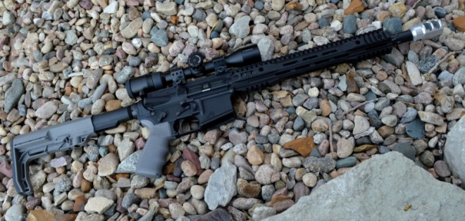 Building a Custom Dedicated AR15 22 LR Upper - AllOutdoor com
