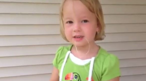 Wow. Watch This Video Involving a Loose Tooth and a Bow!
