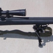 Suppressor on a Bolt Action Rifle