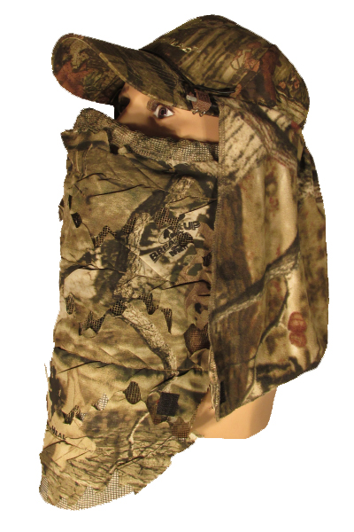 BunkerHead Mask and Hoodie attachment