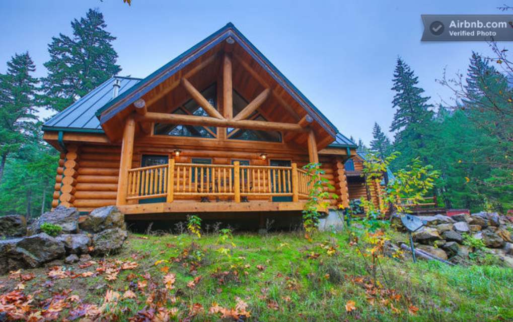 5 Beautiful Cabins You Can Rent on Airbnb