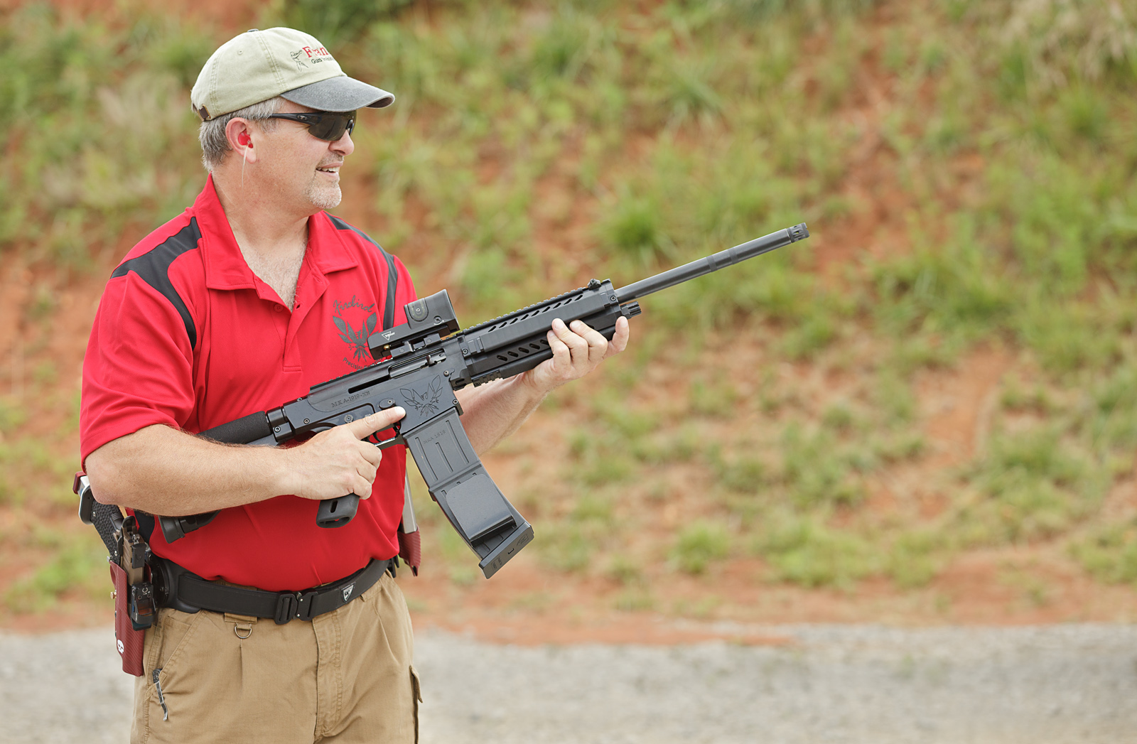 American-made Saiga and Vepr Alternative: Firebird Precision TAC12A1