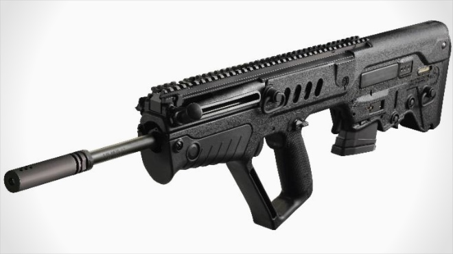 IWI-US Tavor Bullpup Now Compliant with Massachusetts, Maryland, and New Jersey Laws