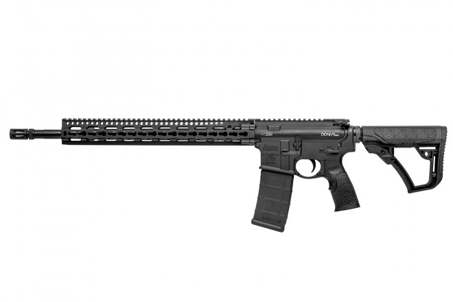 Daniel Defense DDM4 V11 S2W AR Rifle Carbine