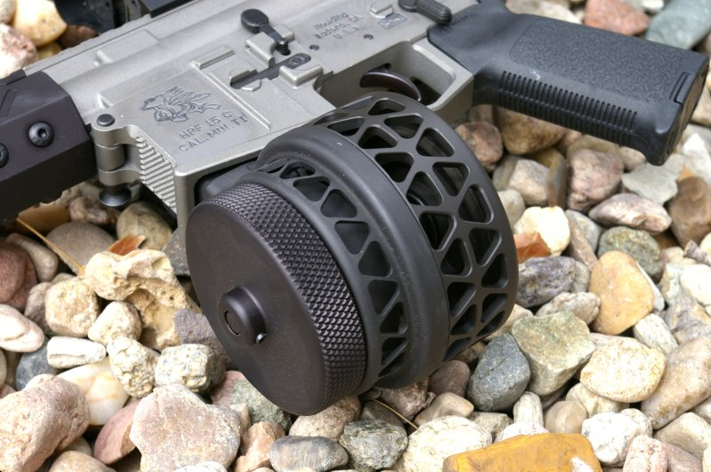 Review: X Products High Capacity AR15 and AR10 Drum Magazines
