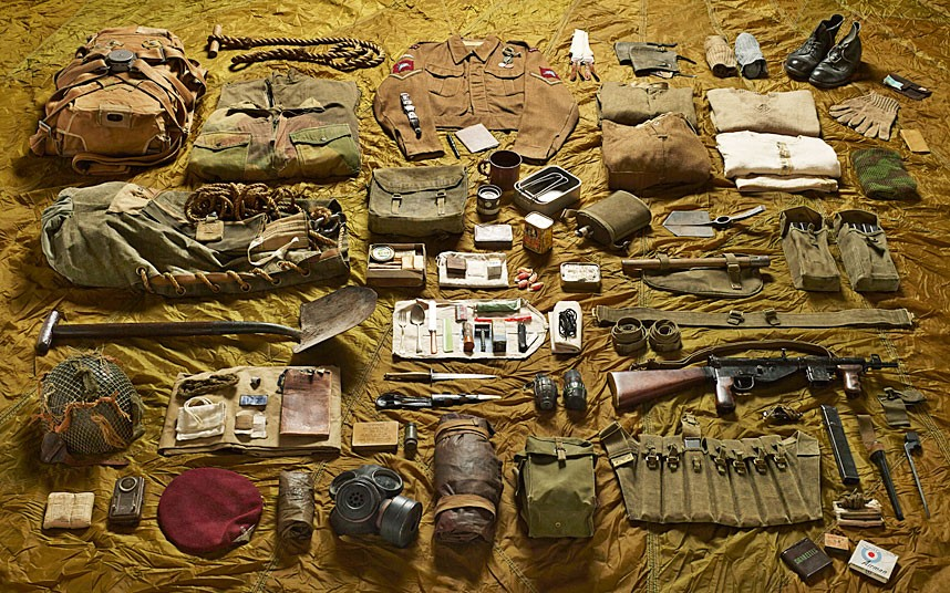 EDC History: Soldier Gear Kits Throughout Time