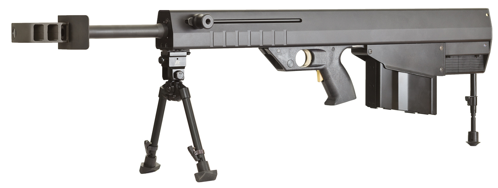 Bullpup .50 BMG: St. George Arms Leader 50A1