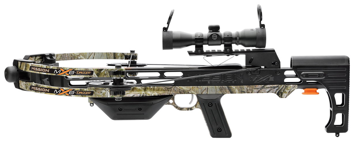 Mission by Mathews MXB Dagger Crossbow Review