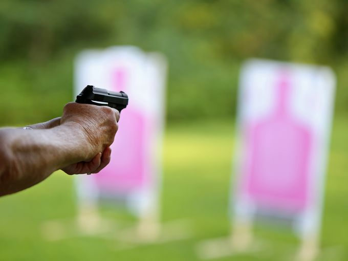 Harvard Study: More Guns in More Hands, and More Women Shooters