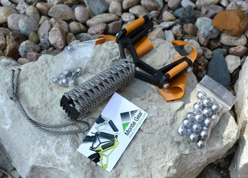 Review: Montie Gear Y-Shot Slingshot