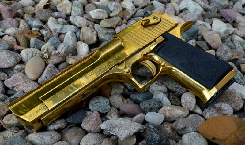 Review: Magnum Research Desert Eagle Mark XIX .357 Magnum Pistol