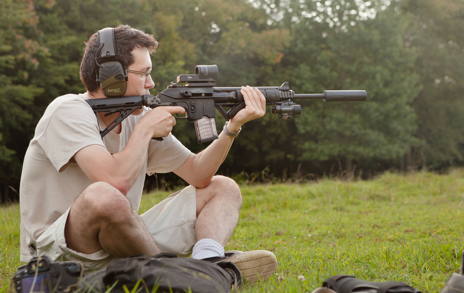 The Missing Measurement in Gun Specification