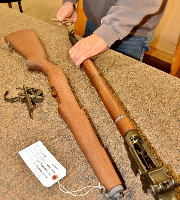 CMP Offers Online Training Course on M1 Garand Maintenance