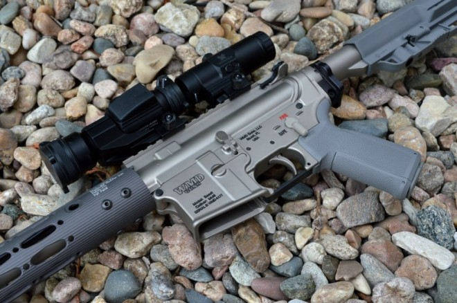 review vortex optics strikefire ii red dot and vmx 3t magnifier