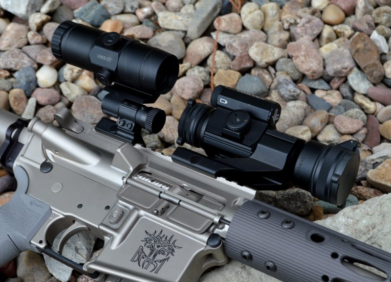 Review: Vortex Optics Strikefire II Red Dot and VMX-3T Magnifier