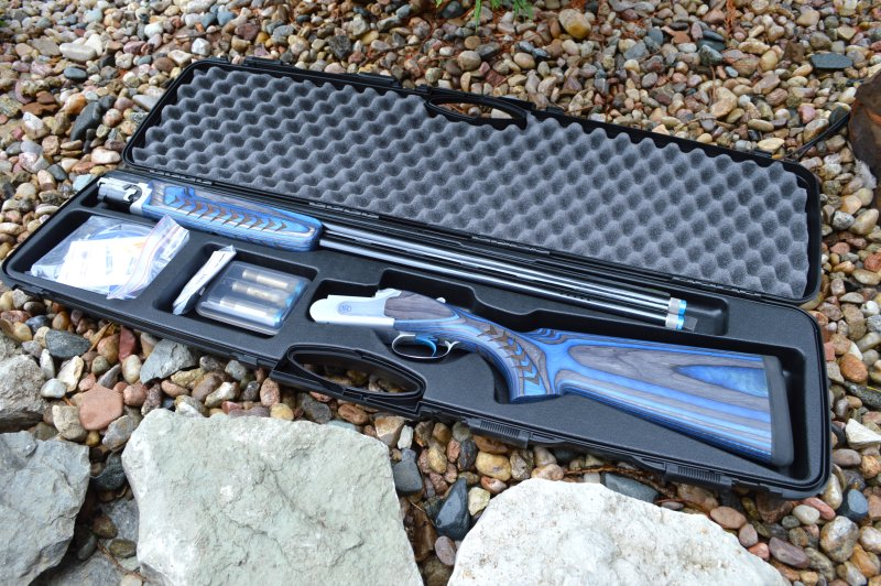 Review: FN SC 1 Over/Under Competition Shotgun