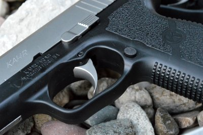 Review: Kahr CT9 Value Priced 9mm Pistol - AllOutdoor com