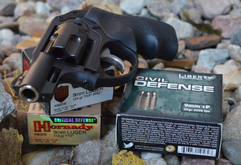 Review: Ruger LCR-9 9mm Revolver