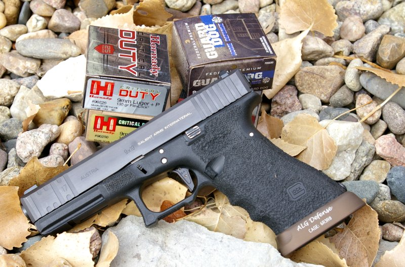 When it Comes to Choosing a Carry Gun, Size Matters