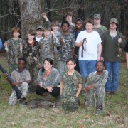 Youth squirrel hunt 5