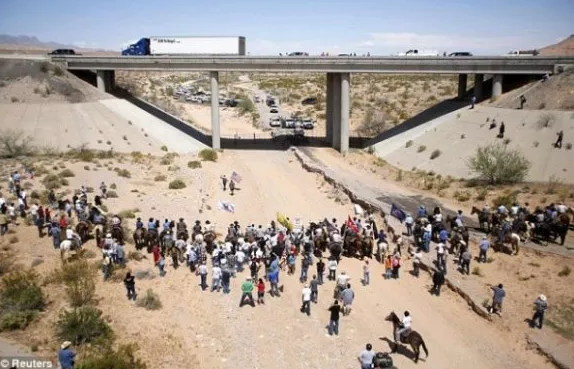 U.S. Government Again Strikes Out at Bundy Ranch