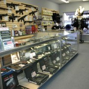 Inside a Florida gun shop
