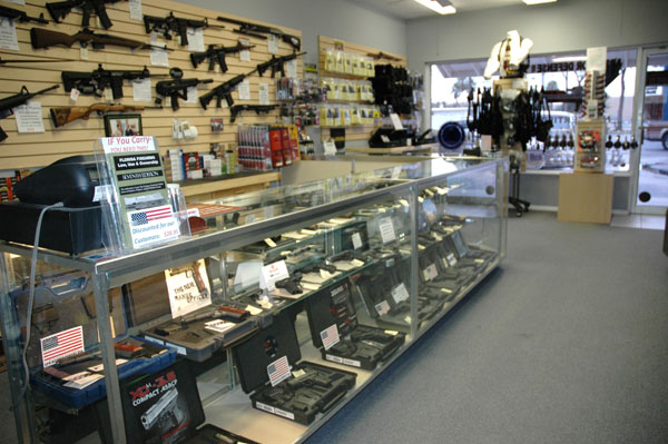 Record-High Gun Sales Prove Americans Want Liberty