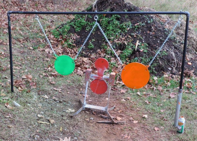 DIY: A Simple Target Stand for Your Home Range - AllOutdoor ...