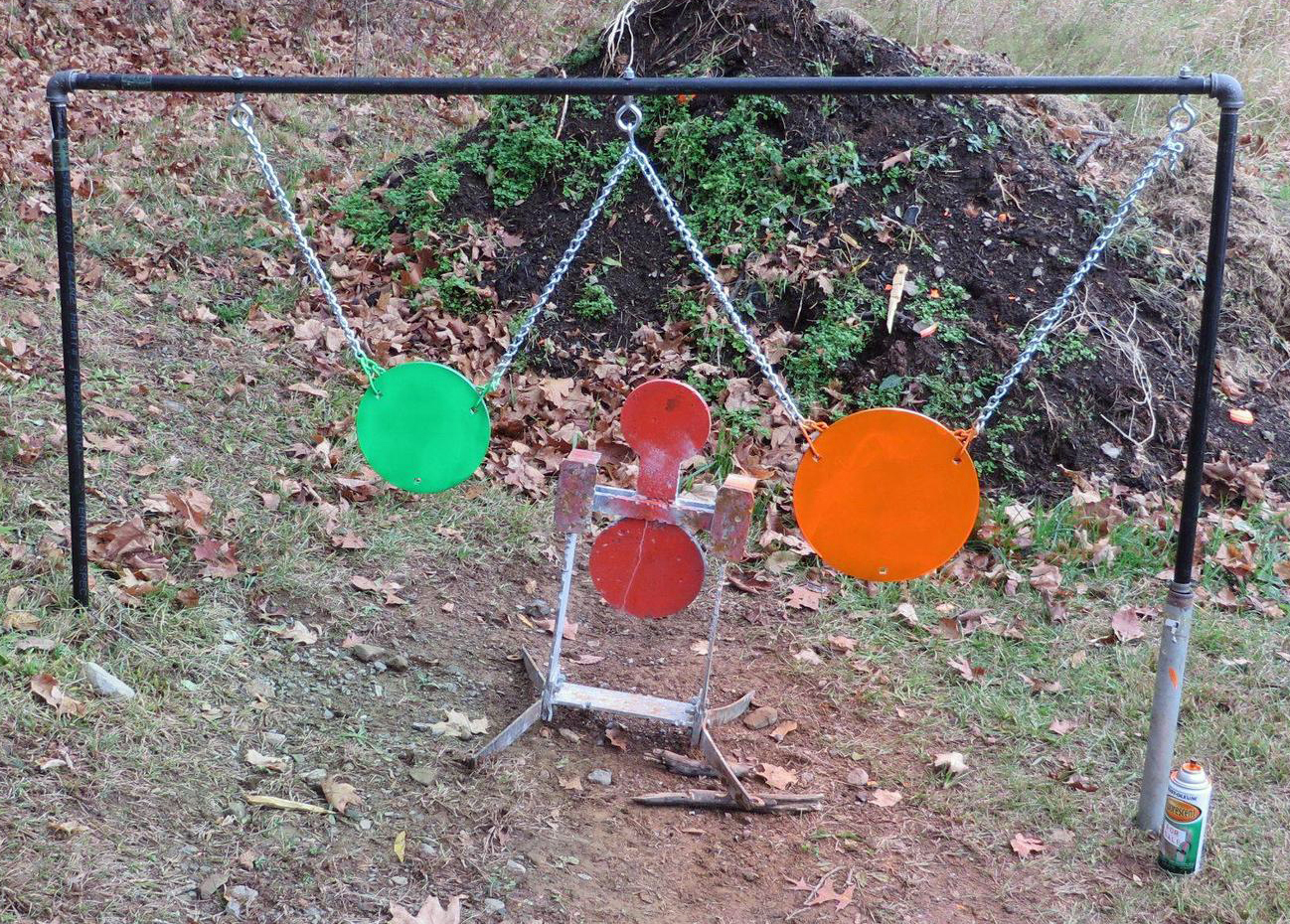 DIY: A Simple Target Stand for Your Home Range