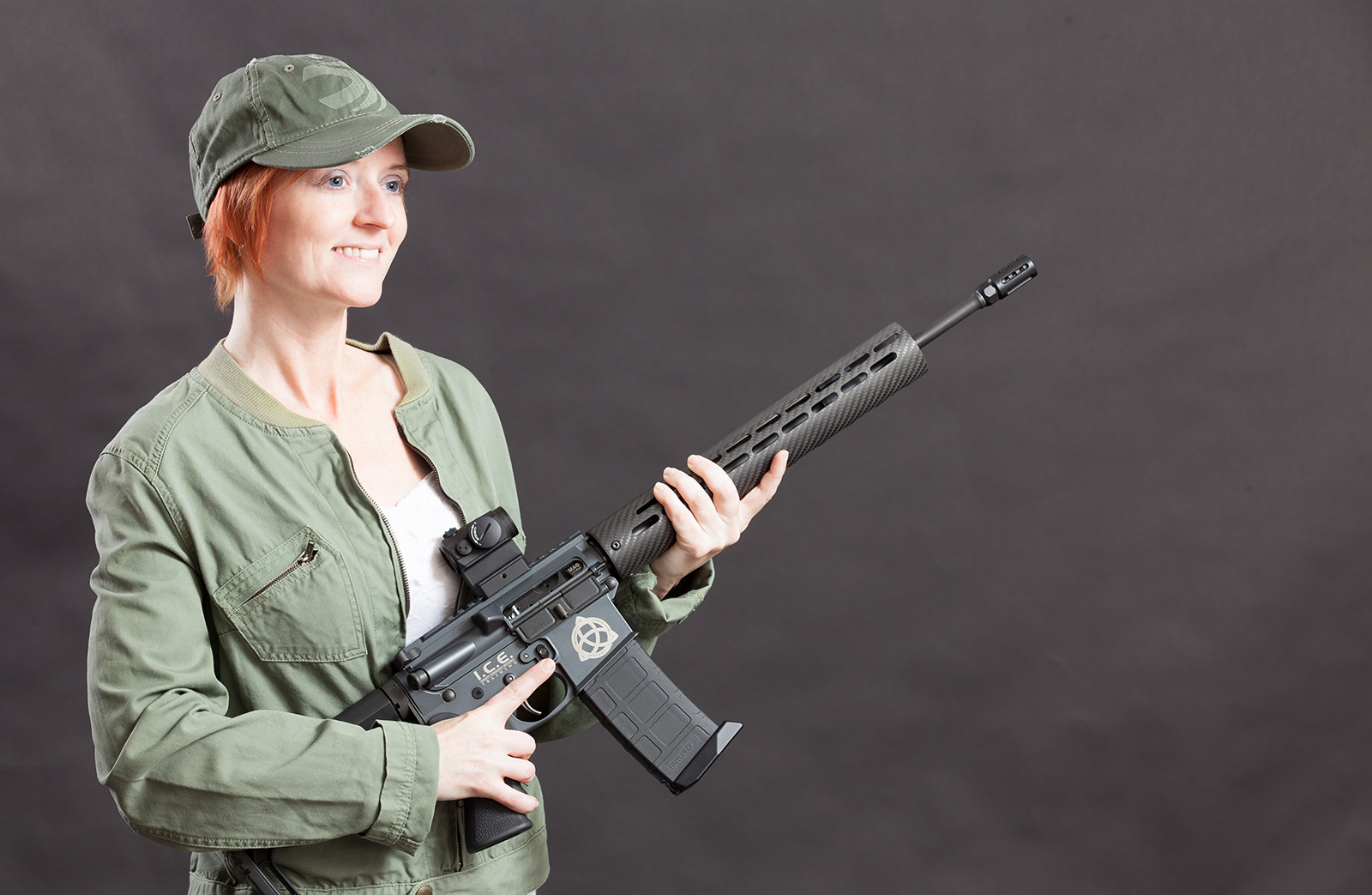 A Sub-five-pound AR-15, for When Weight Matters