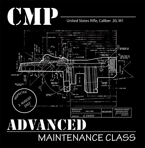 Build Your Own M1 Garand at the CMP's Advanced Maintenance Class