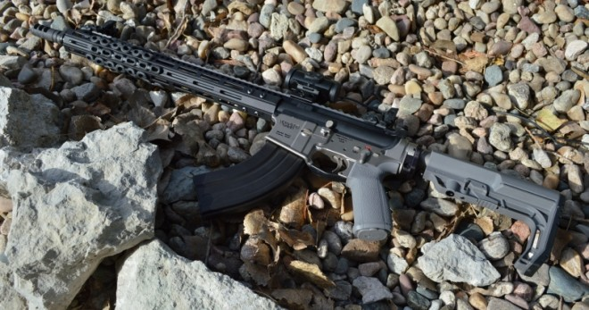 Making An AR-15 in 7 62x39 Work Reliably - AllOutdoor com