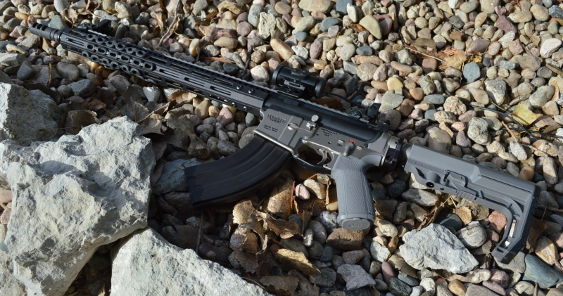 Making An AR-15 in 7.62×39 Work Reliably