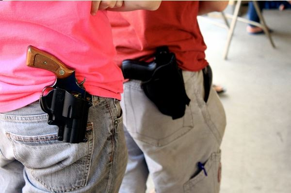 "Michigan School District Plans ""Lockdown"" on Open Carry Parents"