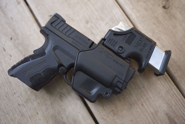 Review: Springfield XD Subcompact Mod 2 in 9mm - AllOutdoor